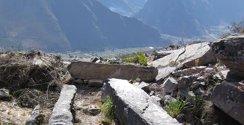Alternative Route to Machu Picchu