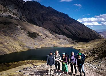 Lares Trek 5 Days